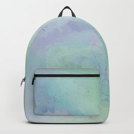 Lacuna Watercolour Sky Backpack