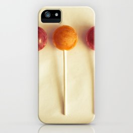 Lollypops iPhone Case