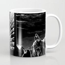 Space Odyssey Evolution Monolith Coffee Mug