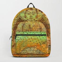 Floating Buddha Backpack