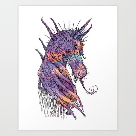 EUOS Art Print