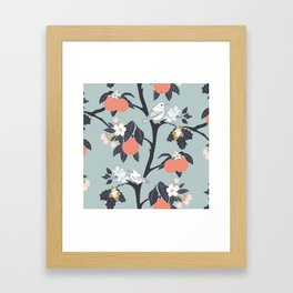 Silvestre - Bird Framed Art Print