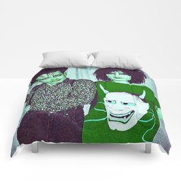 Siouxsie Found Her Banshee Cure Comforters