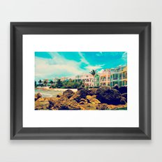 Bahamas  Framed Art Print