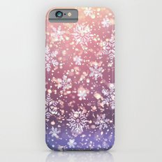 Snowfall Slim Case iPhone 6
