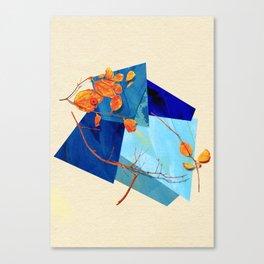 Natural Balance - The Bird Canvas Print