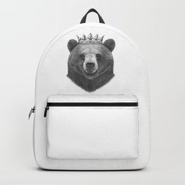 King bear Backpack
