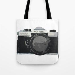 Film Camera Pop Art Tote Bag
