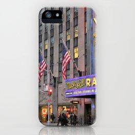 Radio City Music Hall, NYC iPhone Case