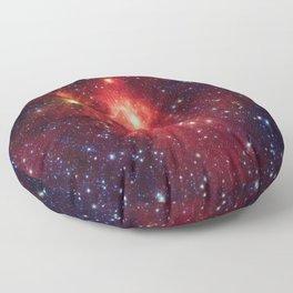 Millions Years Away Floor Pillow
