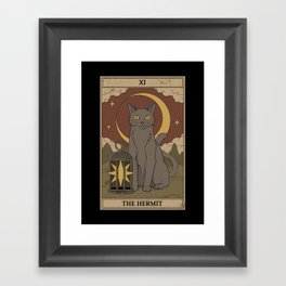 The Hermit Framed Art Print