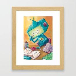 Invention Framed Art Print
