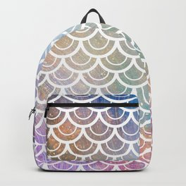 Mermaid Rainbow Sparkle Backpack