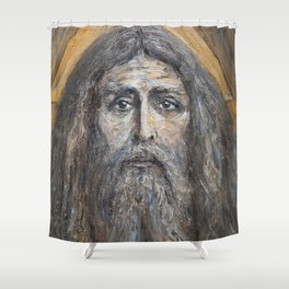 The Eternal Father Shower Curtain
