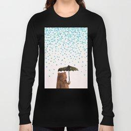 Rain rain go away Long Sleeve T-shirt