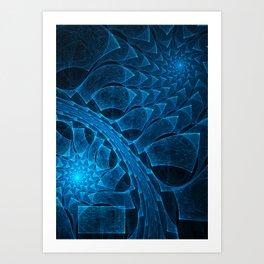 Inward Visions Art Print