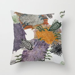 Carbonation Collection: fall Throw Pillow