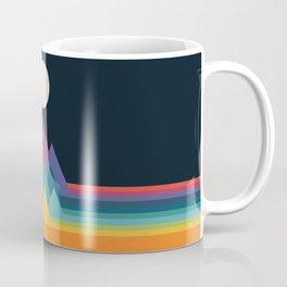 Whimsical Mountains Coffee Mug