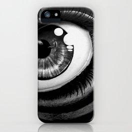 Sea eye iPhone Case