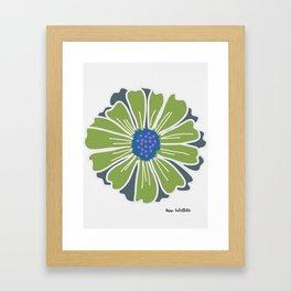 Daisies - the friendly flower Framed Art Print