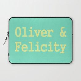 Oliver & Felicity Laptop Sleeve