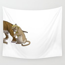 Trash Trio Wall Tapestry