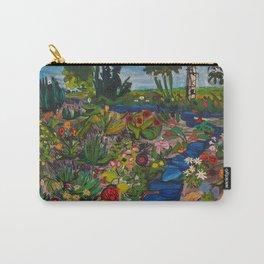 Artist's Garden Carry-All Pouch