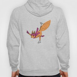 Figure Skating Squirrels Hoody