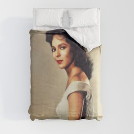 Dorothy Dandridge, Vintage Actress Comforters