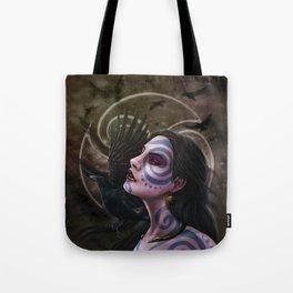 The Morrigan Tote Bag