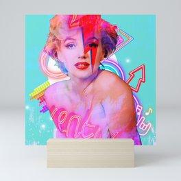 Marilyn Stardust Mini Art Print