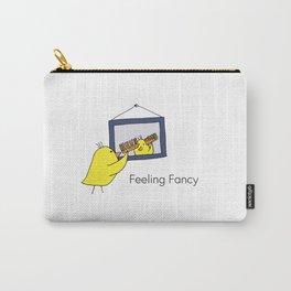 Feeling Fancy Carry-All Pouch