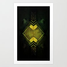 Watched Art Print