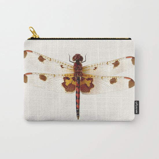 dragonfly #4 Carry-All Pouch