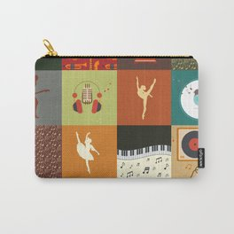 PATCHWORK198 Carry-All Pouch