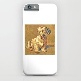 Dogs Large and Small, Ideal for Dog Lovers (6) iPhone Case
