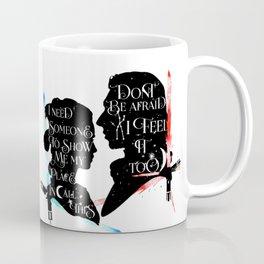 reylo - sabres Coffee Mug