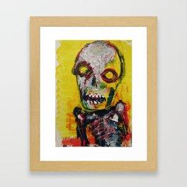 Post-Postmortem #554  Framed Art Print