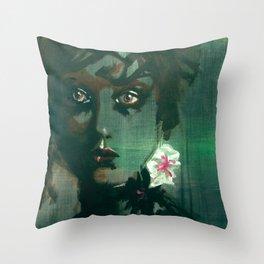 Jeanne d'Arc Throw Pillow