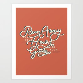 Tom Petty Forever Art Print