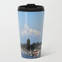Mount Hood Travel Mug
