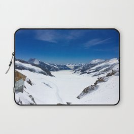 The Very Top of Europe  Laptop Sleeve