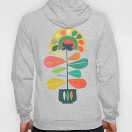 Fan Flower Hoody