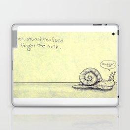 Snail Milk Laptop & iPad Skin