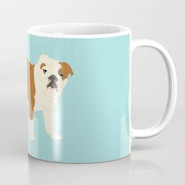 english bulldog funny farting dog breed gifts Coffee Mug