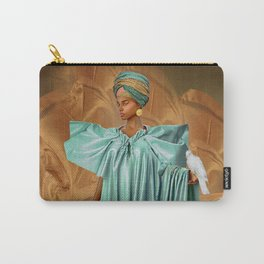 African Dove Carry-All Pouch