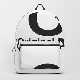 OP (Original-Post/Poster) Backpack