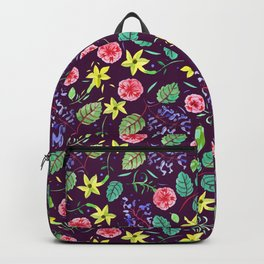 Etno flowers Backpack