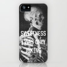 Sweetness iPhone (5, 5s) Slim Case