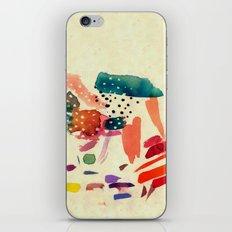 End of rain iPhone & iPod Skin